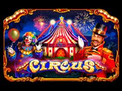 Онлайн слот Circus с графикой топ уровня и реальным шоу